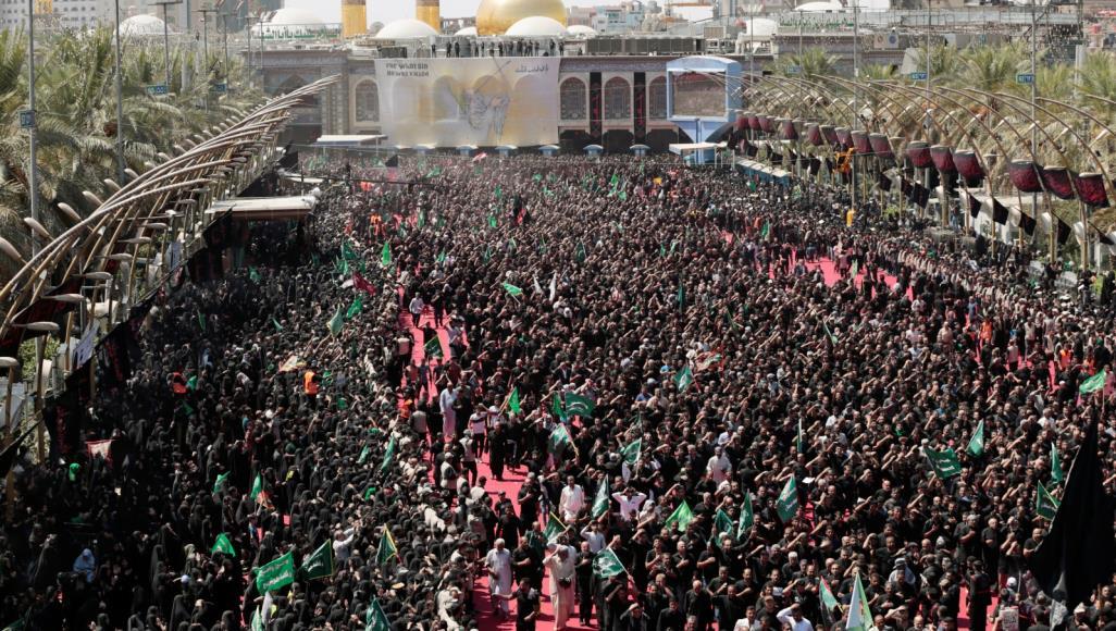 31 قتيلاً وعشرات المصابين خلال تدافع في كربلاء بذكرى عاشوراء