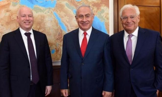Photo of غرينبلات: ندعم حق إسرائيل التام في الدفاع عن نفسها