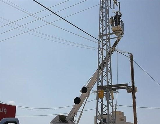 Photo of الاحتلال سيبدأ بقطع التيار الكهربائي عن رام الله وبيت لحم واريحا
