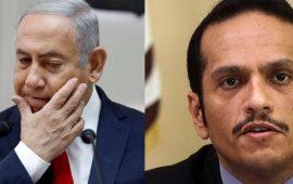 الإذاعة العبرية: قطر رفضت عقد لقاء بين وزير خارجيتها ونتنياهو