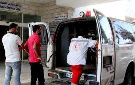 إصابة فتى بجراح خطيرة جدًّا برصاص الاحتلال قرب رام الله