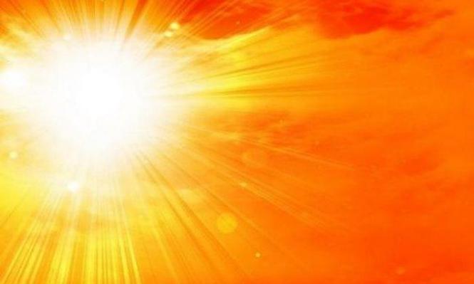 حالة الطقس: حار فوق المعدل