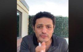 """""""هاشتاغ"""" جديد لمحمد علي.. وجه رسالة للسيسي"""