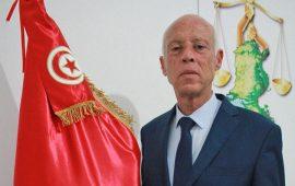 """5 أحزاب تونسية تدعم """"سعيّد"""" في الجولة الثانية للرئاسيات"""