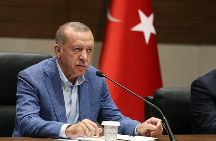 أردوغان يهدد بتحرك أحادي في شمال سوريا خلال أسبوعين