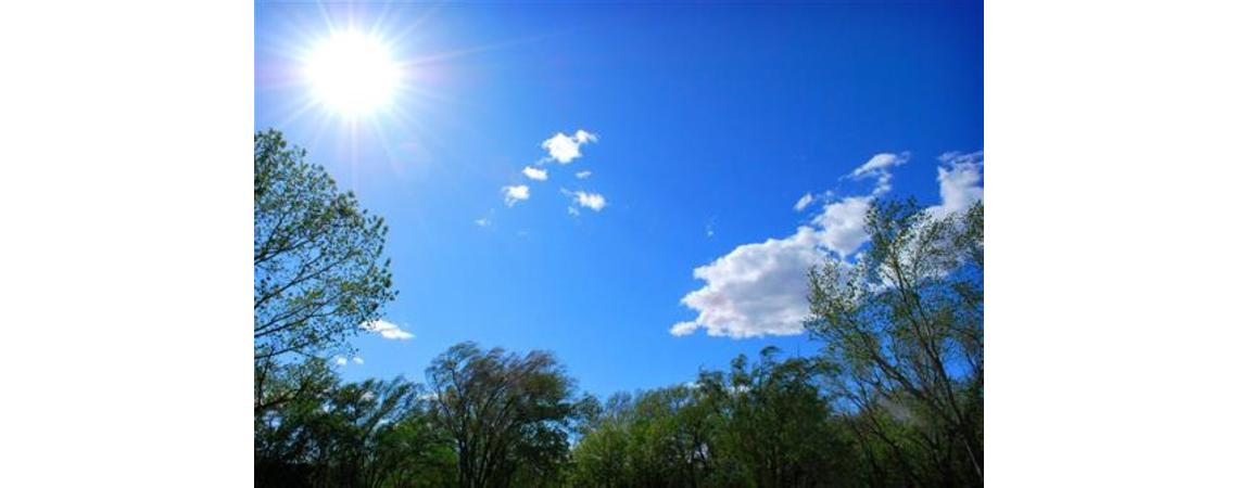 Photo of حالة الطقس: أجواء صيفية عادية