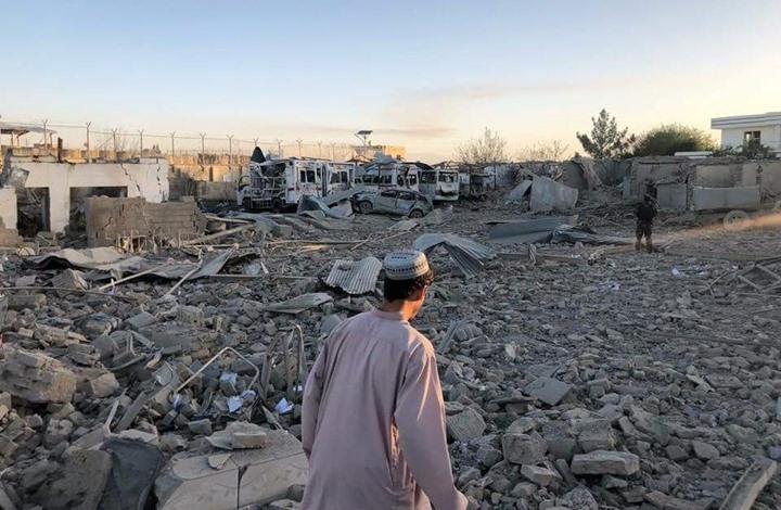 Photo of 20 قتيلا بهجوم لطالبان والحكومة تقول إنه استهدف مستشفى