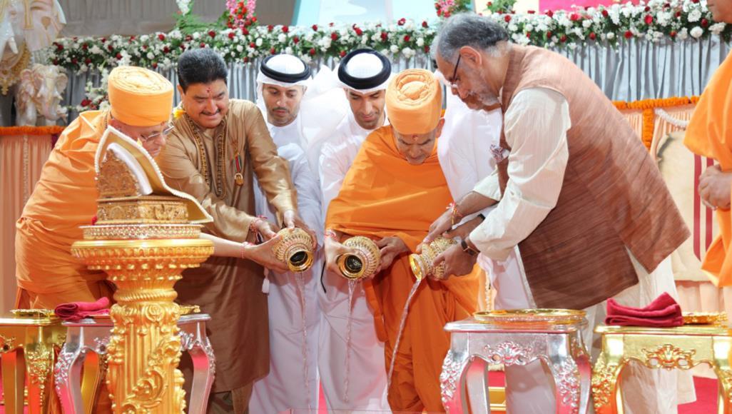 """Photo of بعد المعبد الهندوسي.. الإمارات تبني معبدا يهوديا ضمن """"بيت العائلة الإبراهيمية"""""""