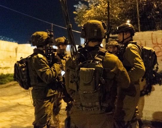 Photo of اعتقالات في الضفة