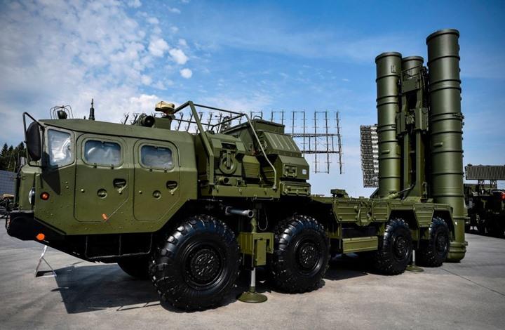 """Photo of الدفاع التركية: بدأنا التدريب على استخدام منظومة """"أس400"""""""