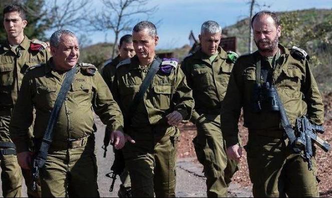 Photo of آيزنكوت بعد انتهاء خدمته العسكرية: يجب إسقاط حكم حماس بغزة