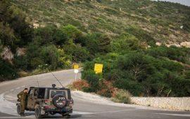 """تمرين إسرائيلي يحاكي احتلال قرية لبنانية مؤيدة لـ""""حزب الله"""""""