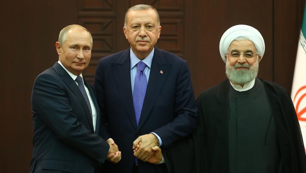 "Photo of قمة ثلاثية بأنقرة.. بوتين يعلن الاتفاق على ""أساس حل دائم"" بسوريا"