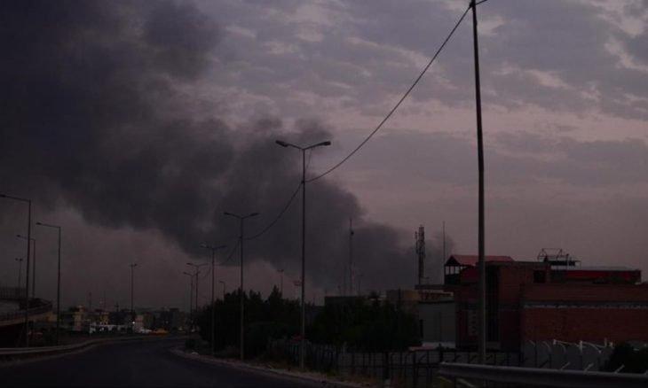 """نائب عراقي: واشنطن أبلغت بغداد أن إسرائيل وراء قصف """"الحشد الشعبي"""""""