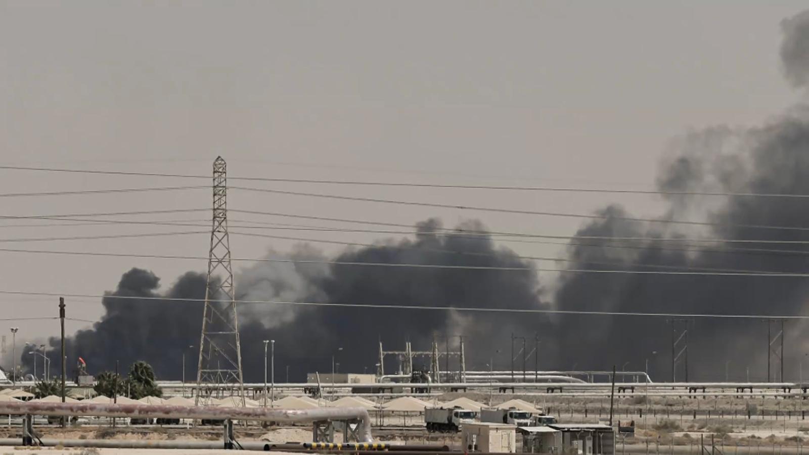 Photo of أحدث تطورات هجوم أرامكو.. لائحة أهداف وعقوبات جديدة