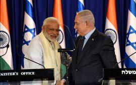 MEE: الهند تستنسخ الصهيونية وتتجاهل تعاليم غاندي