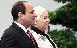 """فنان مصري يفضح """"فساد الجيش"""".. ونفوذ زوجة السيسي"""