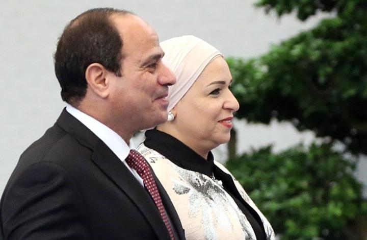 "Photo of فنان مصري يفضح ""فساد الجيش"".. ونفوذ زوجة السيسي"