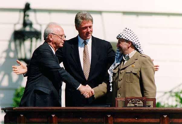 """Photo of 26 عامًا على توقيع """"اتفاق أوسلو"""""""