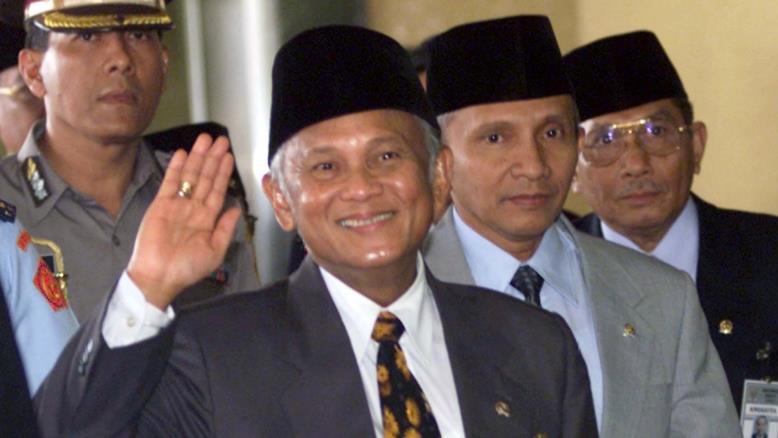 إندونيسيا تودع مؤسس صناعاتها الإستراتيجية ورائد التحول الديمقراطي