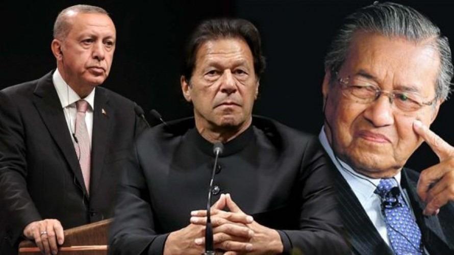 دفاعا عن الإسلام.. اتفاق جديد بين تركيا وباكستان وماليزيا