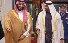 ميديا بارت: الفجوة بين بن زايد وبن سلمان قد تتسع أكثر