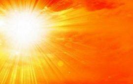 حالة الطقس: أجواء حارة