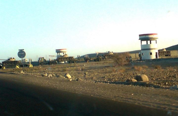 أنباء عن انسحاب إماراتي وسوداني من أكبر قاعدة عسكرية باليمن