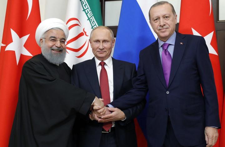 """هكذا تقرأ روسيا وإيران تحرك تركيا العسكري نحو """"شرق الفرات"""""""