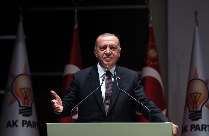 """أردوغان يعلن بدء العملية العسكرية """"نبع السلام"""""""