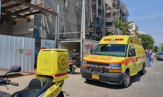 الناصرة: مصرع العامل بلال عرقاوي في ورشة بناء (محدّث)
