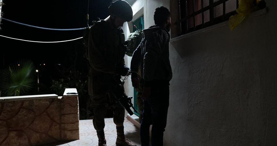 Photo of الاحتلال يعتقل 16 مواطنًا بالضفة والقدس بينهم فتاة ووالدها