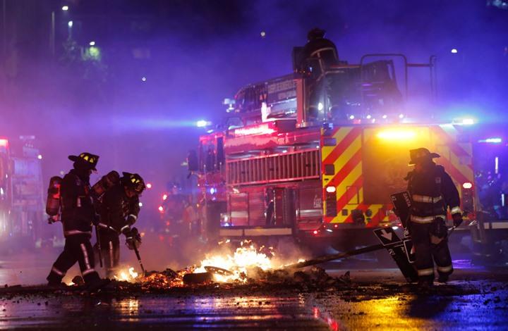 Photo of إعلان الطوارئ في تشيلي بعد أعمال شعب في العاصمة