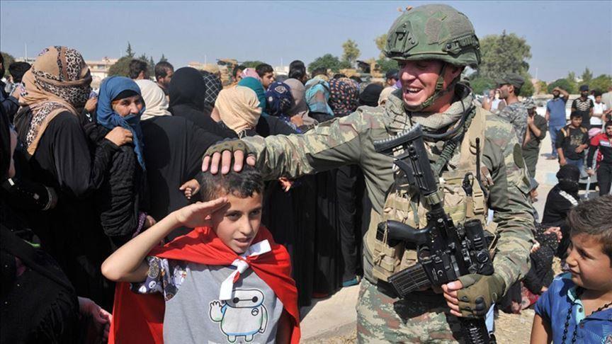 Photo of الدفاع التركية: مزاعم استخدام السلاح الكيميائي محض افتراء