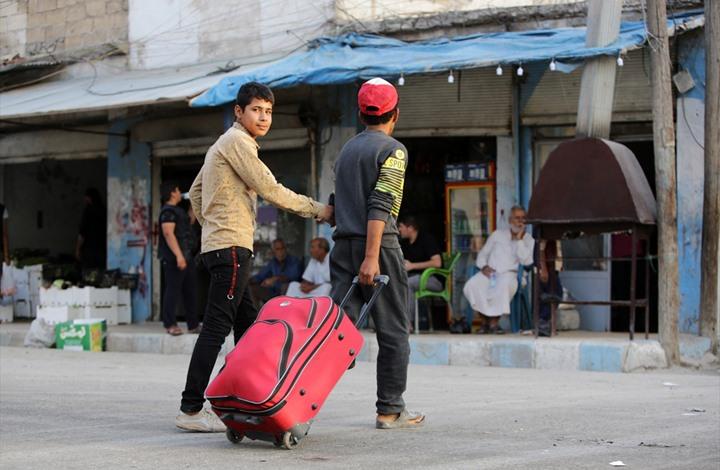 "Photo of عودة الحياة تدريجيا في مناطق ""نبع السلام"".. والأكراد ينسحبون"