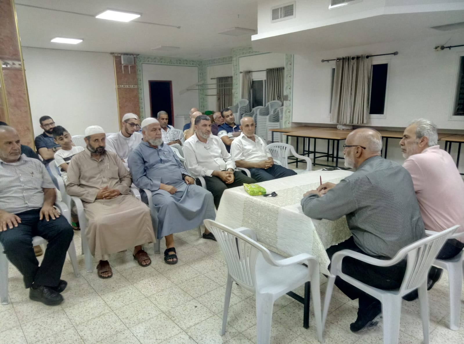 """Photo of لجنة """"إفشاء السلام"""" في الناصرة: نواجه غول العنف بنشر روح التسامح"""