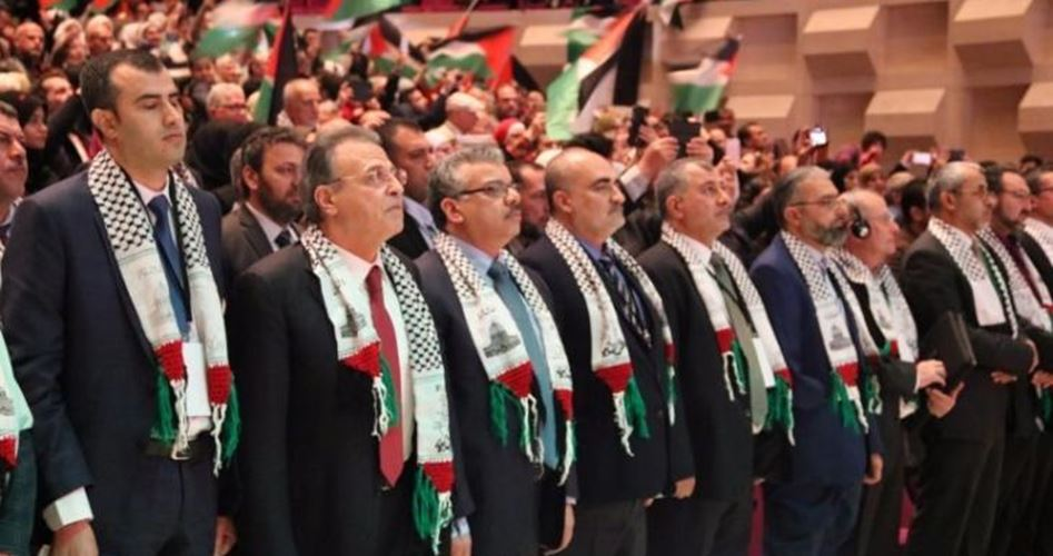 "Photo of ""فلسطينيو أوروبا"" يرفضون دعوة من منظمة التحرير"