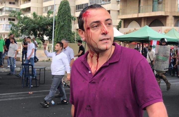 Photo of تظاهرات لبنان تدخل أسبوعها الثاني