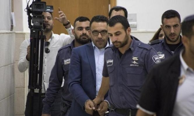 Photo of الاحتلال يفرج عن محافظ القدس وأمين سر حركة فتح
