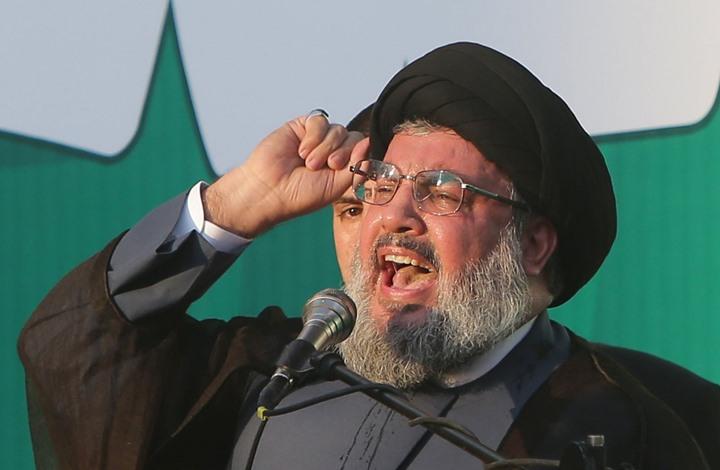 """Photo of نصرالله يهدد """"بقوة المقاومة"""" ويرفض مطالب المتظاهرين"""