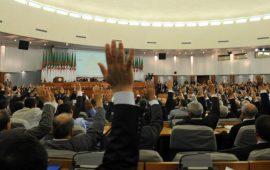 الجزائر: منع العسكريين من الترشح بالسنوات الخمس التالية للتقاعد
