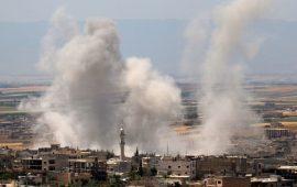 بعد 22 يوما.. عودة القصف الروسي لمناطق في إدلب