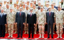 مقال بواشنطن بوست: ديكتاتورية مصر تجلس على برميل بارود