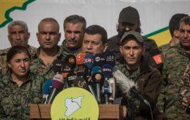"""اتفاق تعليق """"نبع السلام"""".. المقاتلون الأكراد يقبلون به والنظام السوري يصفه بالغامض"""