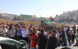 الداخل الفلسطيني ينتفض ضد العنف