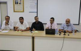 كفر كنا: مؤتمر صحفي عقب قرار العليا المتعلق بملف الشهيد خير الدين حمدان