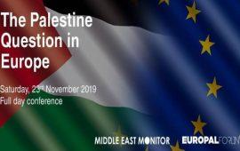 مؤتمر بلندن بنوفمبر يبحث العلاقات الفلسطينية الأوروبية