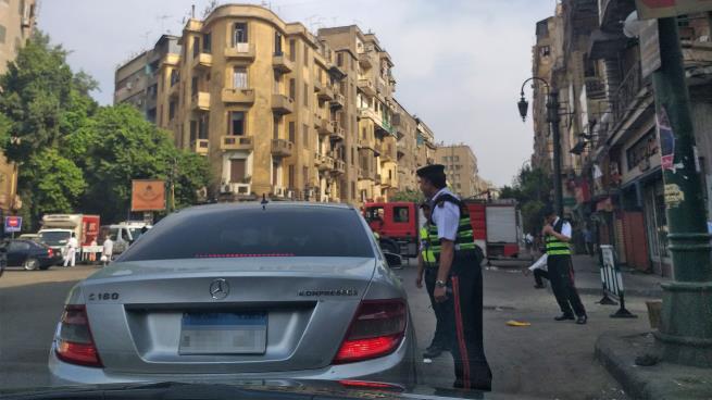 "Photo of مصريون يدشنون ""#ثورتنا_سلمية_خشنة"" لاستكمال ""#الجوكر_فكرة_ثورة"""