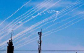 جيش الإحتلال: 350 صاروخا تدك البلدات الإسرائيلية