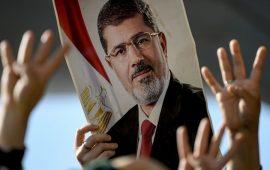 """مكتب محاماة دولي يقدم تقريرا للأمم المتحدة حول وفاة """"مرسي"""""""